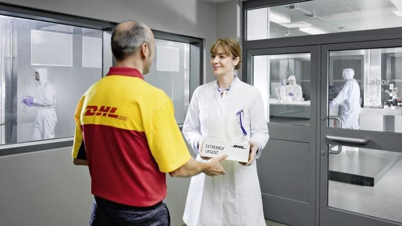 DHL Expande su servicio Medical Express (WMX)