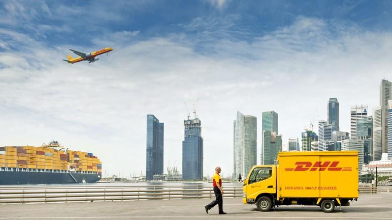 DHL Presenta un nuevo sistema de Transporte de líquidos a granel